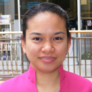 Photograph of Luz, dental nurse